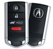 2011 Acura ZDX Smart Keyless Entry Remote Key Driver 1
