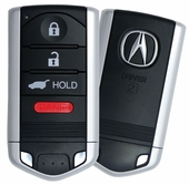 2011 Acura ZDX Smart Keyless Entry Remote Key Driver 2