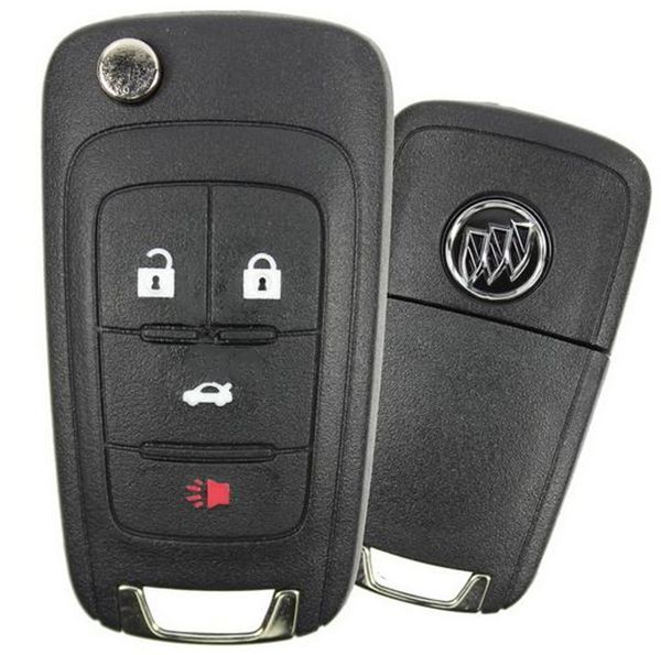 2011 Regal Keyless Entry Remote Key
