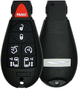 2011 Chrysler Town & Country refurbished remote