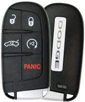 Dodge Charger Remote Keyless Entry Key Fobs And Transponder Keys