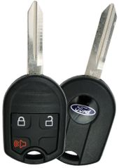 Ford Edge Keyless Entry Remote Key  Button
