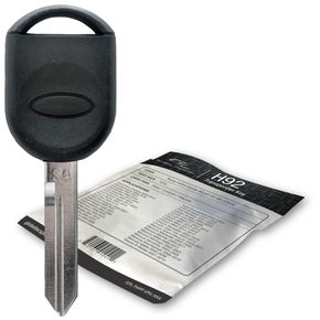 2011 Ford Escape transponder spare car key