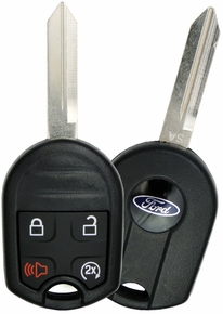 2011 Ford F-250 Remote Start Key