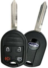 2011 Ford Fusion Keyless Entry Remote / key - 4 button