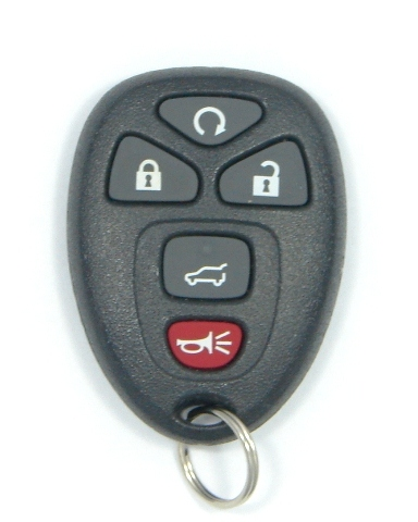 2011 GMC Yukon Keyless Entry Remote