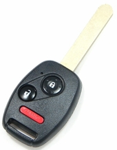 2011 Honda Fit Keyless Remote Key