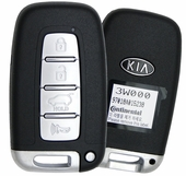 2011 Kia Forte Smart Proxy Keyless Entry Remote Key (5-Door only)