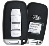 2011 Kia Soul Smart Proxy Keyless Entry Remote Key