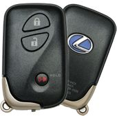 2011 Lexus CT200h Smart Keyless Entry Remote
