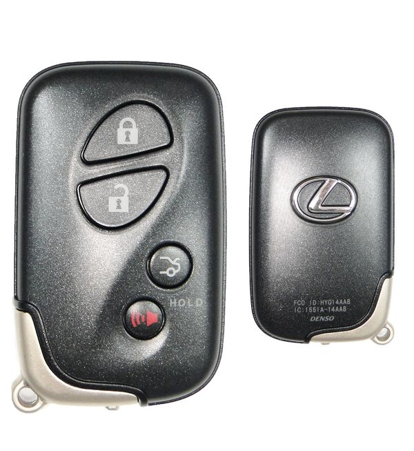 2011 Lexus IS250 Smart Keyless Entry Remote 89904-30270