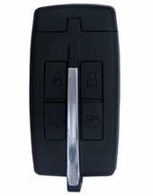2011 Lincoln MKS Smart Keyless Remote Key - 4 button