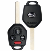 2011 Subaru Legacy Keyless Entry Remote Key