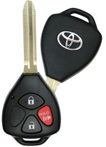2011 Toyota Yaris key Remote
