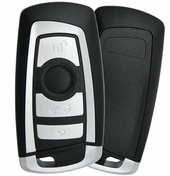 2012 BMW 5 Series smart remote keyless entry key