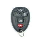 2012 Buick Enclave Keyless Entry Remote w/ Engine Start, Power Liftgate