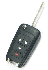 2012 Buick Verano Keyless Entry Remote Key - refurbished