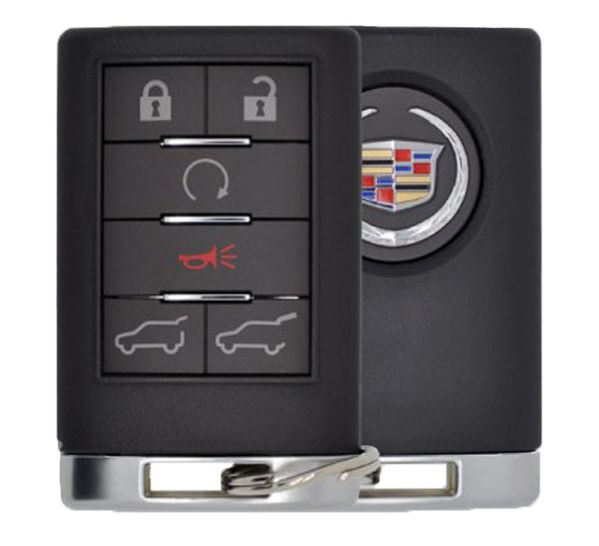 2012 Cadillac Escalade Keyless Entry Remote