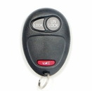 2012 Chevrolet Colorado Keyless Entry Remote