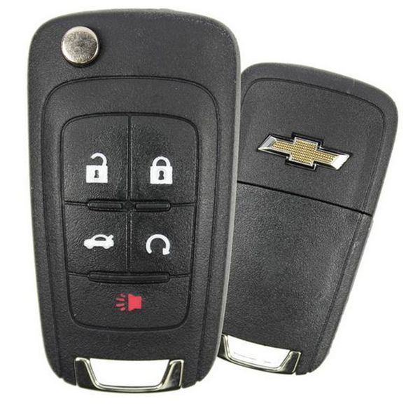 2012 Chevrolet Equinox Key Fob Remote Start and trunk