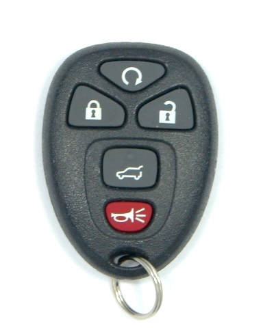 2012 Chevrolet Suburban Keyless Entry Remote
