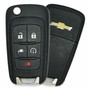 2012 Chevrolet Volt Smart Keyless Entry Remote Key w/ Engine Start'