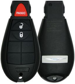 2012 Chrysler Town & Country Keyless Entry Remote
