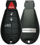 2012 Dodge Challenger Keyless Remote FOBIK Key