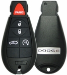 2012 Dodge Challenger Remote FOBIK Key w/ Engine Start