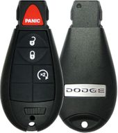 2012 Dodge Ram Truck Remote Key Fobik w/ Engine Start