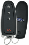 2012 Ford Explorer Smart Remote Key w/Engine Start - 4 button