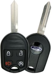 2012 Ford F-350 Keyless Remote Start Key