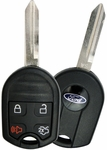2012 Ford Fusion Keyless Entry Remote / key - 4 button