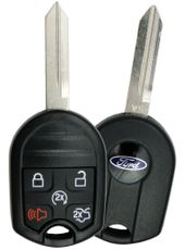 2012 Ford Taurus Keyless Entry Remote Key - 5 button