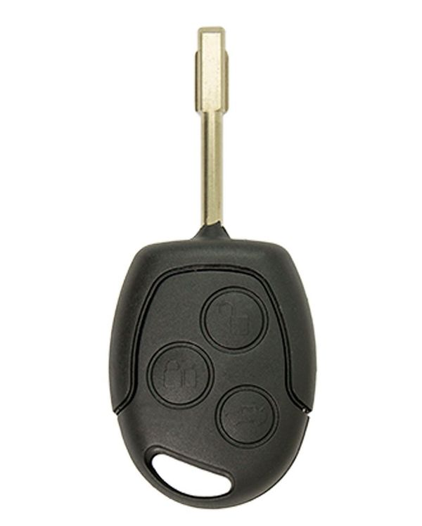 2012 Ford Transit Connect 3 Button Remote Head Key - Aftermarket Ilco brand, 164-R8042 Remote, 164-R8039 Tibbe Blade,  KR55WK47899