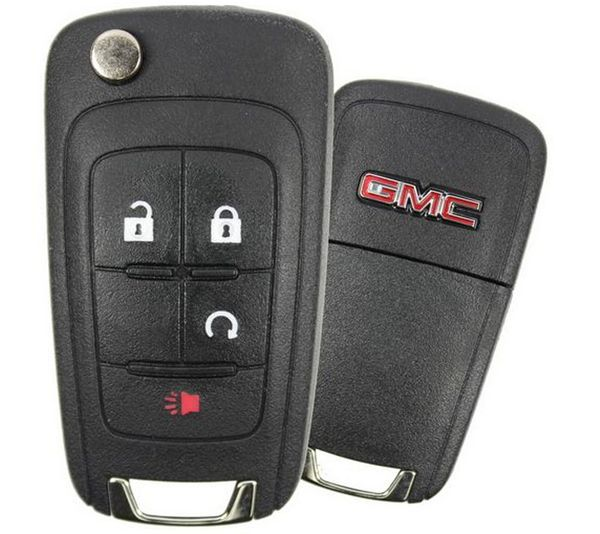 2012 GMC Terrain Key Fob Remote Start