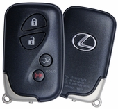 2012 Lexus CT200h Smart Keyless Entry Remote