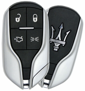 2012 Maserati Quattroporte Smart Keyless Entry Remote Key Fob