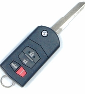 2012 Mazda MX-5 Miata Keyless Entry Remote / key