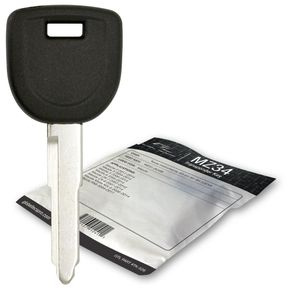 2012 Mazda MX-5 transponder spare car key