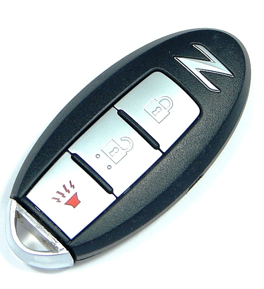 2012 Nissan 370Z Replacement Keyless Smart Remote Key
