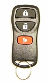 2012 Nissan Pathfinder Keyless Entry Remote