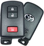 2012 Toyota Prius C Smart Proxy Keyless Remote - refurbished