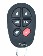 2012 Toyota Sienna XLE/Limited Keyless Entry Remote