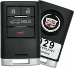 2013 Cadillac XTS Keyless Entry Remote