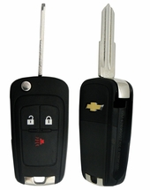 2013 Chevrolet Spark Keyless Entry Remote Key