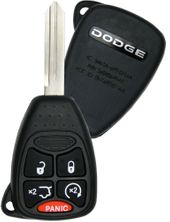 2013 Dodge Avenger Key Remote w/ Engine Start