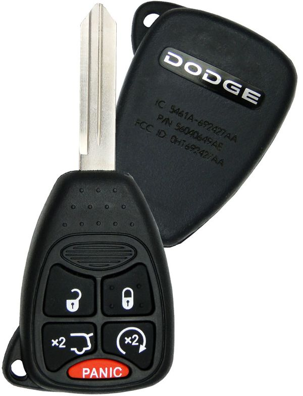 2013 Dodge Avenger Keyless Entry Remote Keyfob Transmitter w/ remote start 68273345AB 05175844AA 68003079AB 68003079AA 68092985AA 68092985AB 68273345AA OHT692427AA