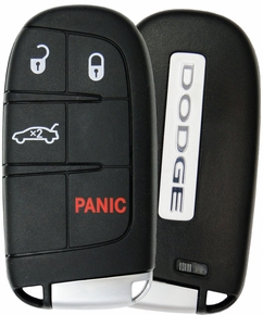 2013 Dodge Charger Remote Key