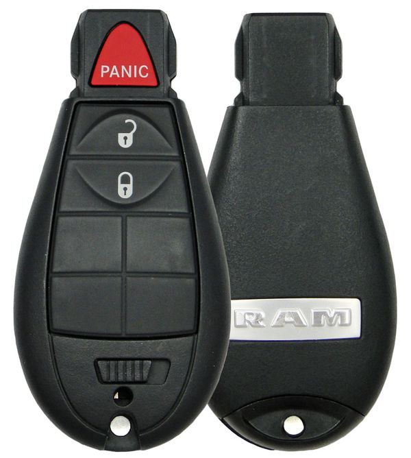 2013 Dodge Ram Truck Keyless Entry Remote refurbished